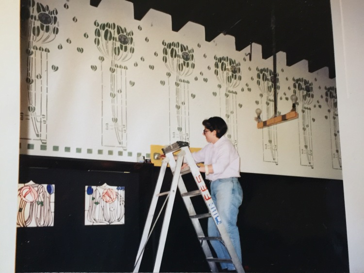 Elisabeth Viguie Culshaw Stenciller