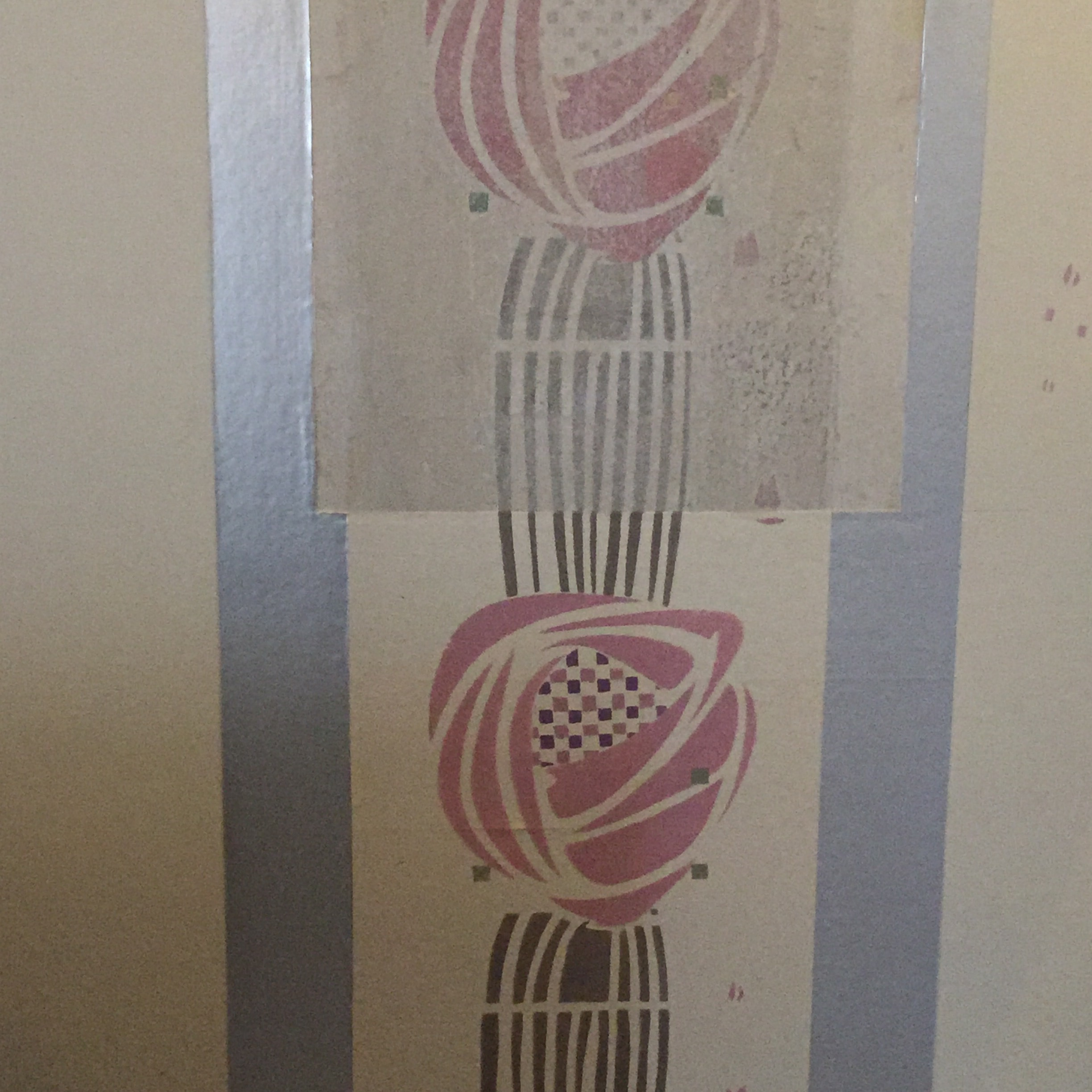 Come And Stencil Mackintosh At The House On The Hill The